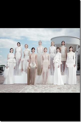 Givenchy Fall 2011 (final)