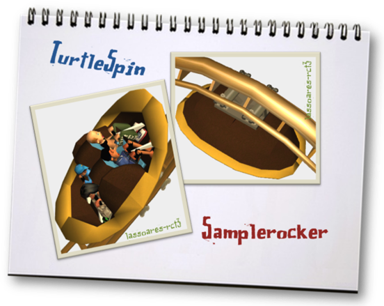 TurtleSpin (Samplerocker) lassoares-rct3