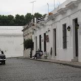 Un dimanche en plein mois de janvier (grandes vacances en Amérique du Sud, équivalent à notre mois daoût), les rues sont plutôt désertes