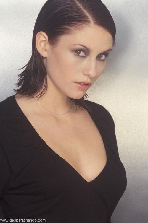 chyler leigh linda sensual sexy sedutora desbaratinando (4)