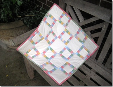 Quilt by Gail D