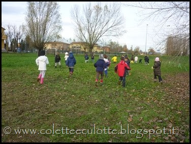 I bambini delle classi 1° della Scuola Primaria di Padulle piantano il grano! (46)