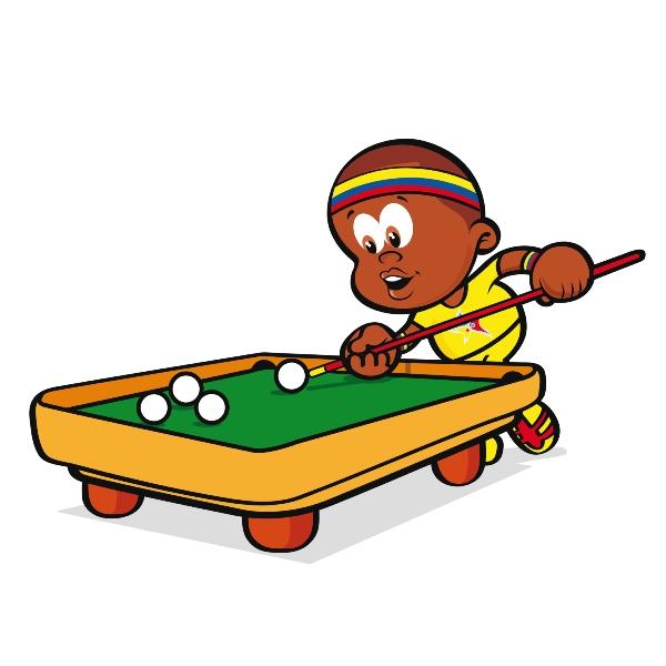 Todos los juegos deportes dibujos con todos los juegos for Mesa de billar para ninos