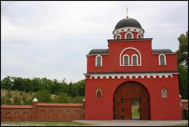 Krusedol Monastery, Fruska Gora