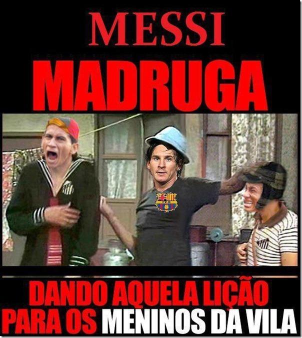 Messi Madruga