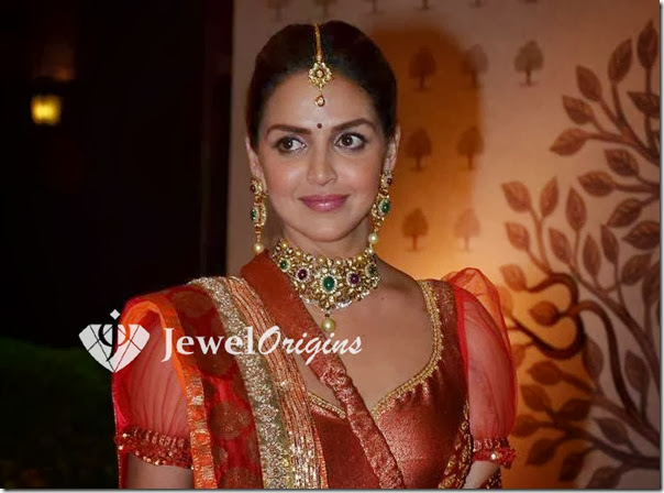Esha_Deol_Bridal_Jewellery
