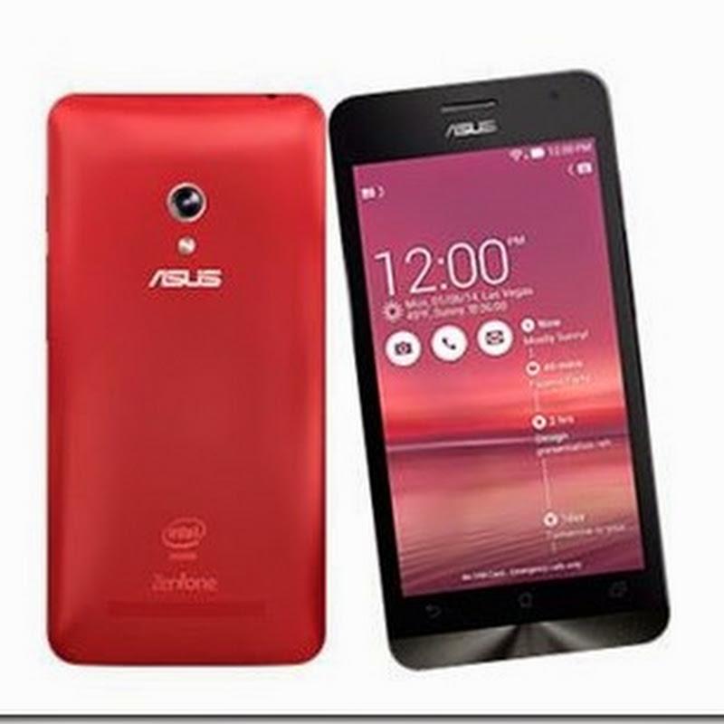 Harga Asus Zenfone 5 RAM 1GB Terbaru Februari 2015