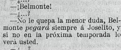 1914-02-08 Entrevista a Bombita (Detalle)
