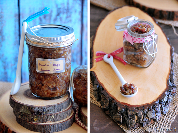 Bourbon Maple Bacon Jam