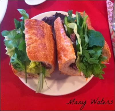 Many Waters Banh Mi