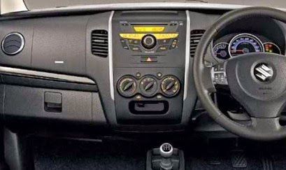 interior wagor r stingray