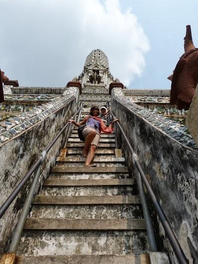 Obiective turistice Bangkok: Wat Arun