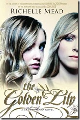 The Golden Lily Cover