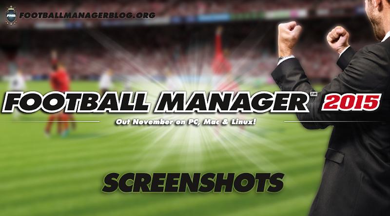 Football Manager 2015 Screenshots