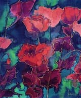 virginia wilson poppies art