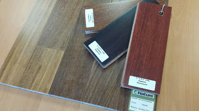 Brazilian Teak / Cumaru Hardwood Flooring NJ, New Jersey