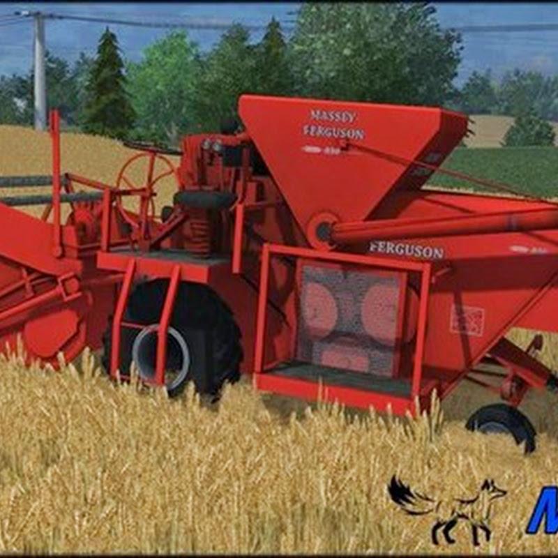 Farming simulator 2013 - Massey Ferguson 830 v 1.0 MR
