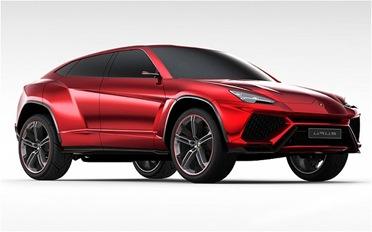 Lamborghini-Urus-SUV