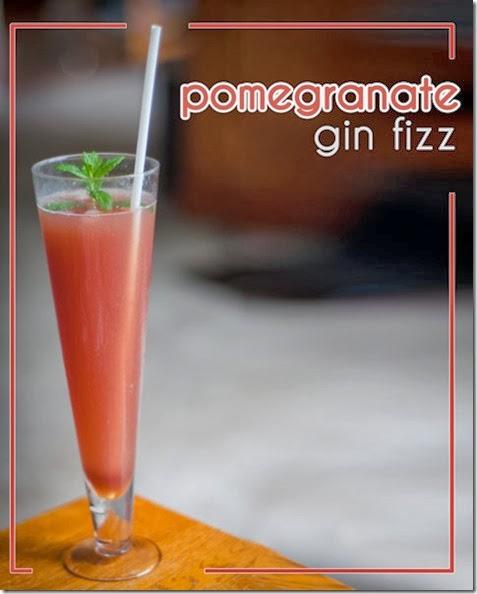 pomegranateginfizz