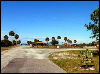 07d - E.G. Simmons - Bike Ride - Tampa Bay Boat Launch Area