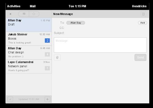 Mail - invio email