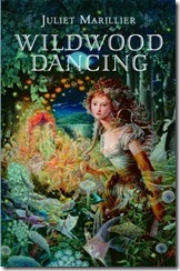 book cover of Wildwood Dancing by Juliet Marillier
