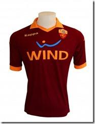 Camiseta Roma 2012-2013