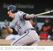 'Paul Konerko' photo (c) 2009, Keith Allison - license: http://creativecommons.org/licenses/by-sa/2.0/