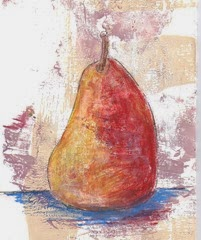 Day 1, a pear