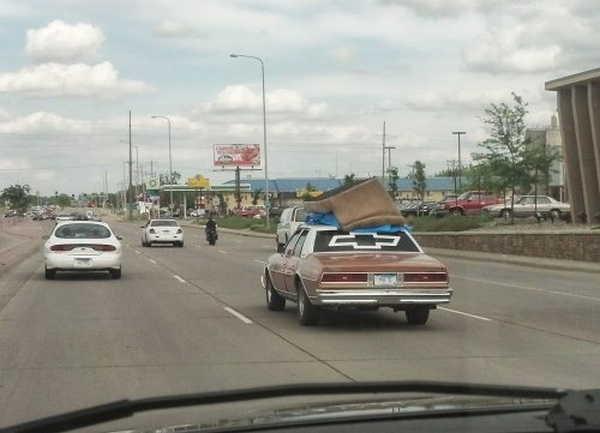 Eu acho que você esta usando o veículo errado 17