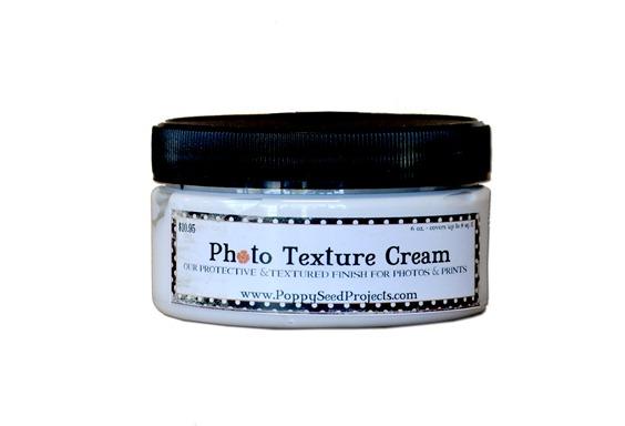 Photo Texture Cream 4x6