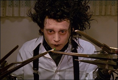 Edward Scissorhands - 7
