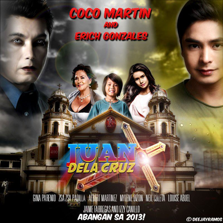Juan Dela Cruz starring Coco Martin, Albert Martinez and Erich Gonzales
