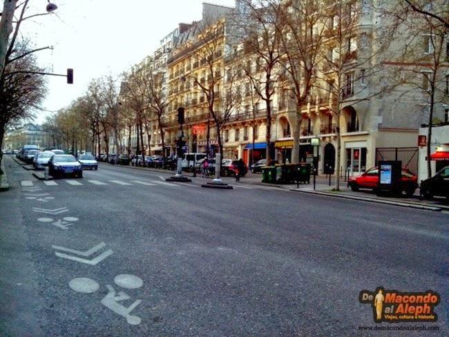 Paris en Bici Velib 1