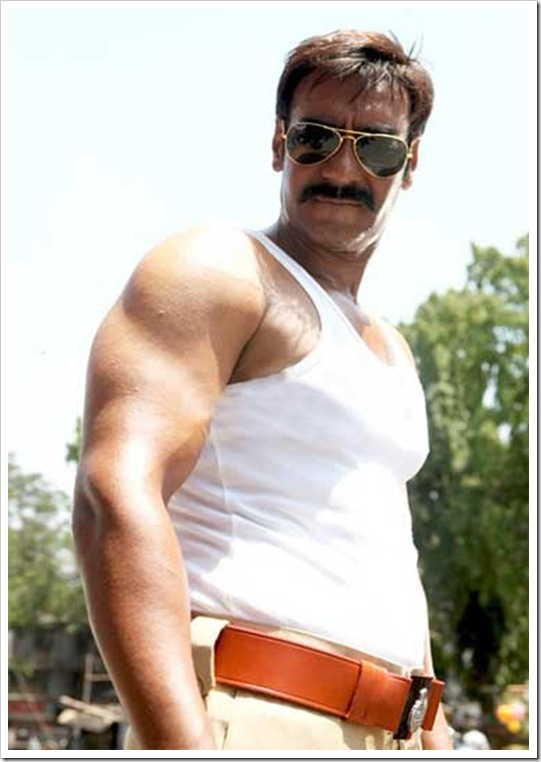 Ajay Devgan new photo