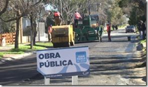 Se hacen obras de embellecimiento en La Lucila, Costa Azul y Aguas Verdes