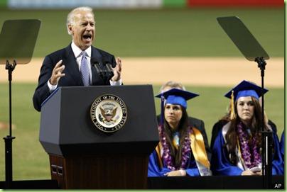 Biden Commencement
