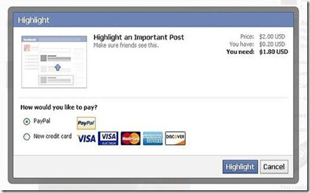 facebook highlight posts new feature