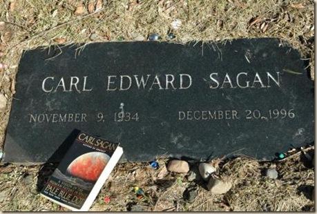 sagan tumba ateismo cristianismo