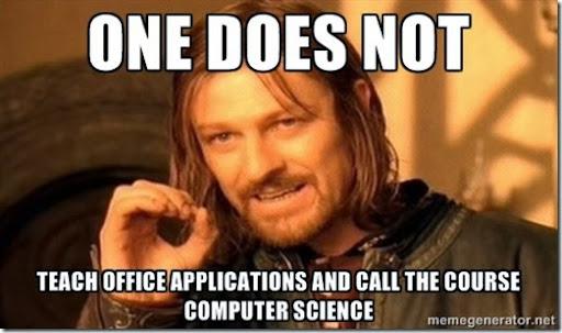 Funny Meme Generator : Computer science teacher fun with meme generator