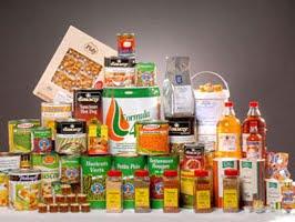 Produits alimentaires. cdi.nc