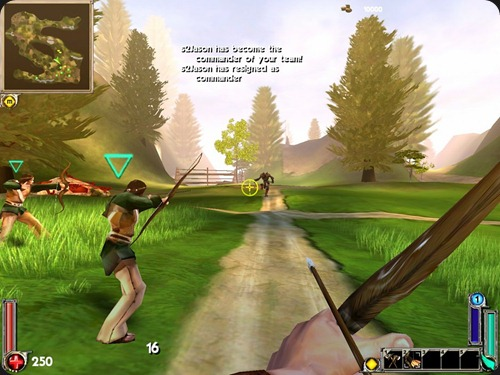 SavageRX, giochi, Linux, SuperTux