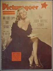 Anita Ekberg #61 - Mag. Cover