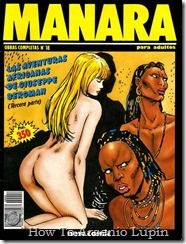 P00012 - Milo Manara 13 - Las Aventuras Africanas de Giuseppe Bergman howtoarsenio.blogspot.com #3
