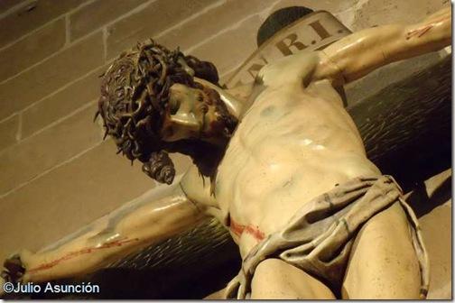 El Cristo de Anchieta - Catedral de Pamplona