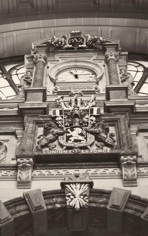 Antwerp Train
