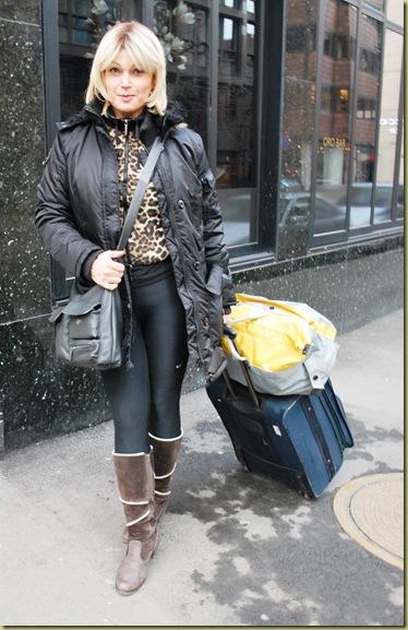 2012-02-19 Leaving Hotel