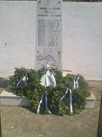 Μνημόσυνο στα Αργίνια για τα θύματα των Γερμανών (17.8.2013)