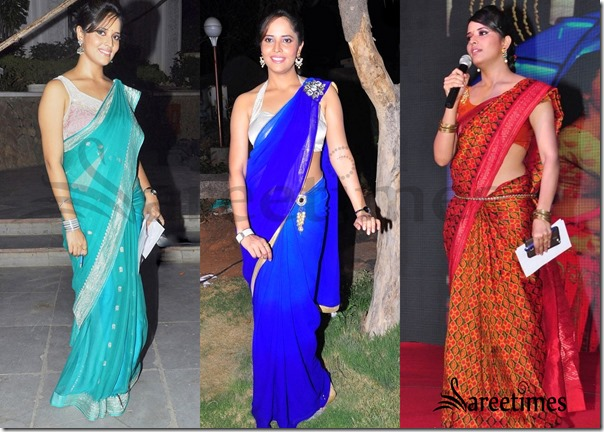Anasuya_Saree_Collection