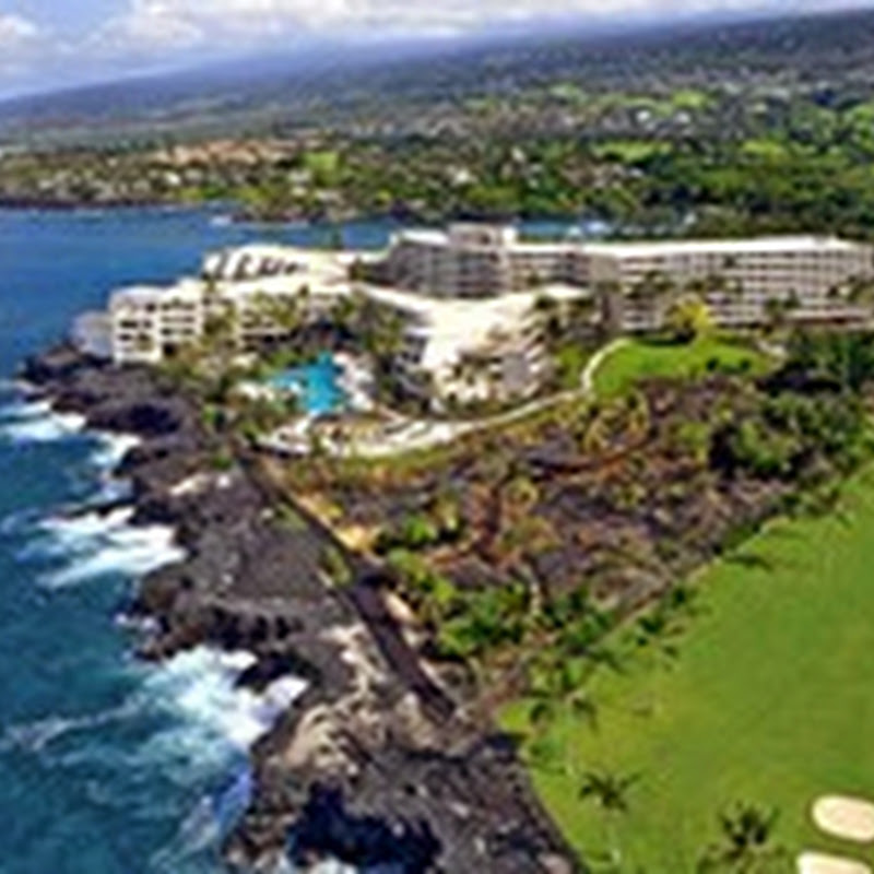 See the Biggest Site of Sheraton Keauhou Bay on Honeymoon Destination in the US